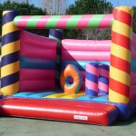 Castell inflable-botty caramel