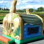 Castillo Hinchable – Piscina de bolas Canguro