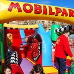 Castell inflable – pista Cars