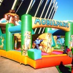 Castell inflable- Pista Ice
