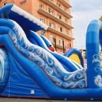 Castell inflable – tobogan Ona
