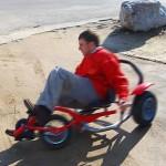 Circuito hinchable Balance Bikes