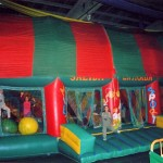 Inflable multisport