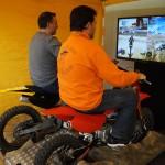Simulador de motos real
