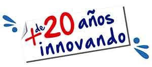 20 años innovando